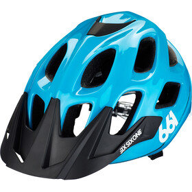 SixSixOne Recon Scout Casque, blue